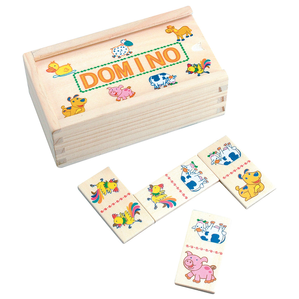 Mini-domino - Animale domestice - Bino