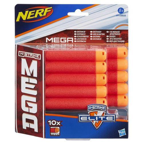 Nerf Munitie Pachet 10 - Hasbro
