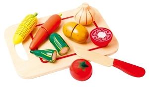 Platou cu legume New Classic Toys