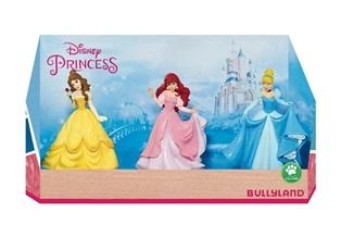 Set 3 Printese Disney Deluxe - Bullyland