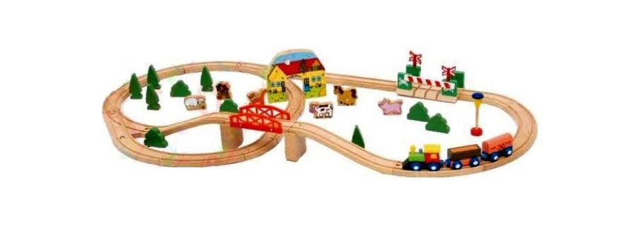 Set tren Ferma - Woody