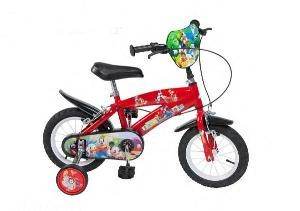 Bicicleta 12 Mickey Mouse Club House - baieti - Toimsa