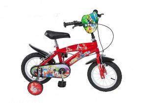 Bicicleta 12 Mickey Mouse Club House - baieti - Toimsa