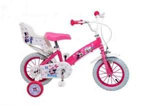 Bicicleta 12 Minnie Mouse Club House - fete - Toimsa