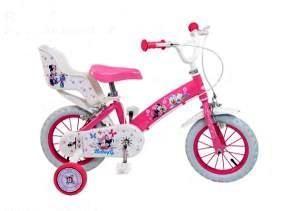 Bicicleta 12 Minnie Mouse Club House - fete - Toimsa