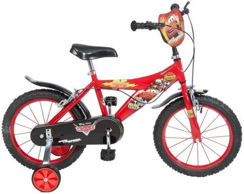 Bicicleta 16 Cars - baieti - Toimsa