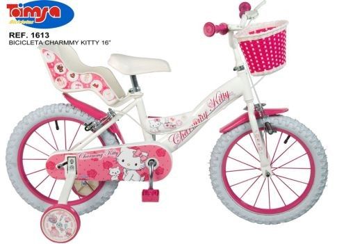 Bicicleta 16 Charmmy Kitty - fete - Toimsa