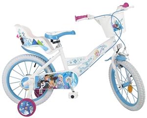 Bicicleta 16 Frozen - fete - Toimsa