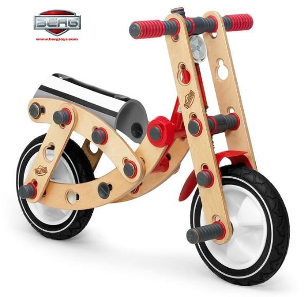 Bicicleta fara pedale - Berg MOOV Starter Kit
