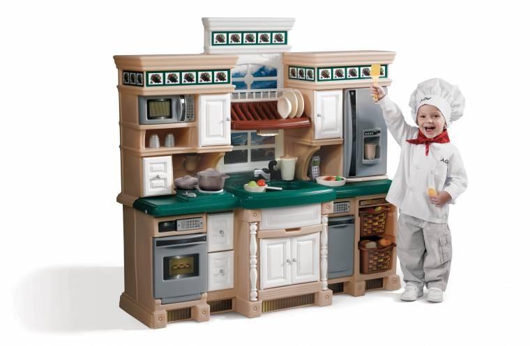 Bucatarie pentru copii - LifeStyle Deluxe - Step2