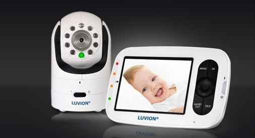 Camera video pentru supraveghere copii Grand Elite Set