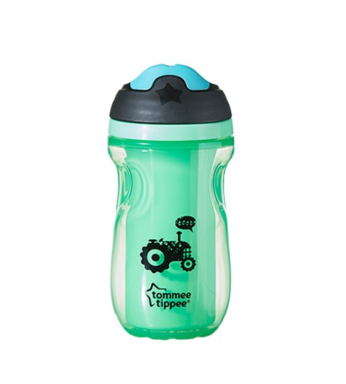Cana 260 ml Tommee Tippee Active Sipper termoizolanta - 12 luni
