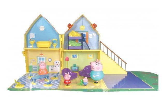Casa de joaca a lui Peppa Pig