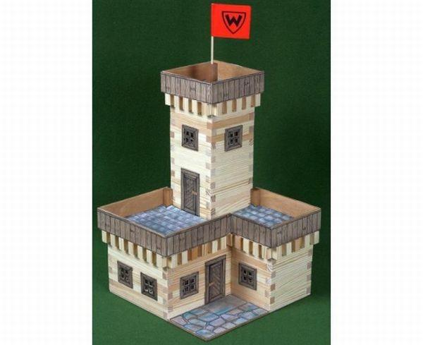 Castel (resedinta de vara) - joc de constructie