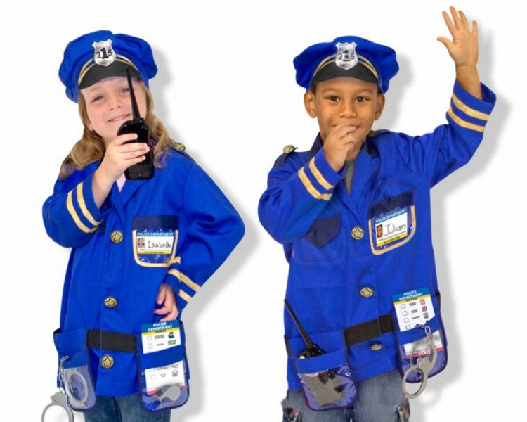 Costum carnaval copii - Ofiter de Politie