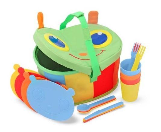 Cosulet pentru picnic Happy Giddy