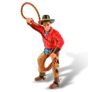Cowboy cu lasou - Bullyland