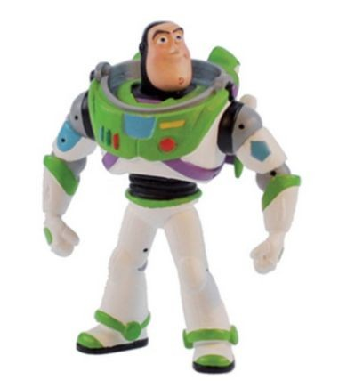 Figurina Buzz Lightyear - Toy Story 3 - Bullyland