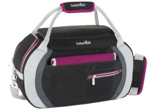 Geanta multifunctionala Sport Style Bag black/hibiscus