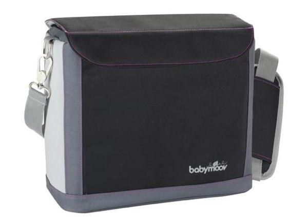 Geanta Termica Termo Box black/hibiscus