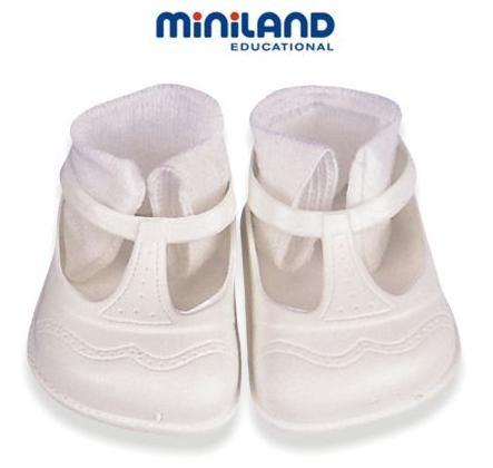 Pantofi cu bareta pentru papusi 38 - 42 cm
