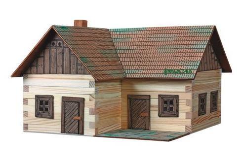 Gospodarie rustica - joc de constructie