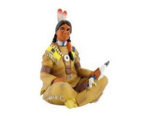 Indian cu Topor - Bullyland