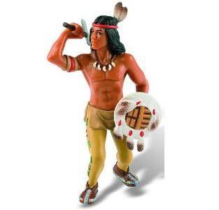 Indian luptator - Bullyland