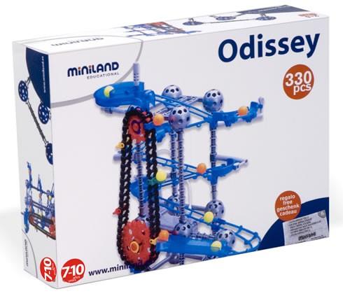 Joc de constructie ODISSEY - 330 piese