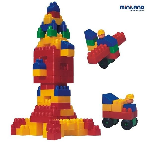 Joc de constructii Caramizi - 300 piese