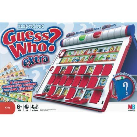 Joc Guess Who Extra - Electronic