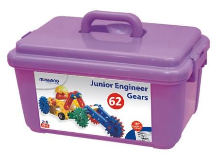 Joc Micii ingineri - 62 piese