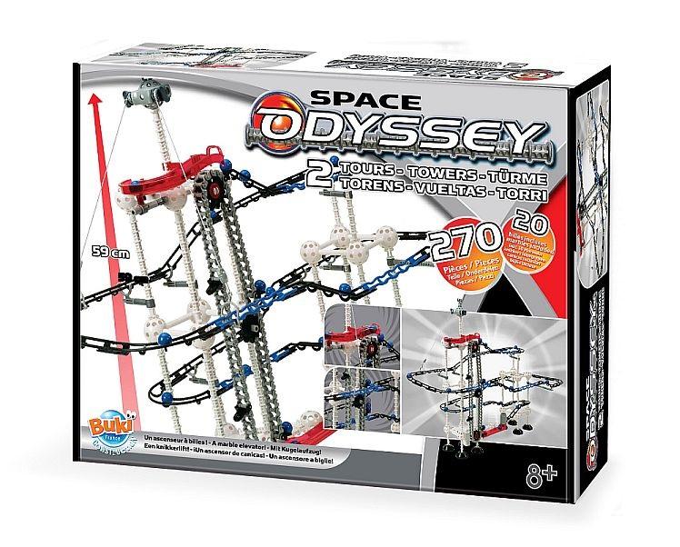 Joc de constructie - Odiseea spatiala - Buki