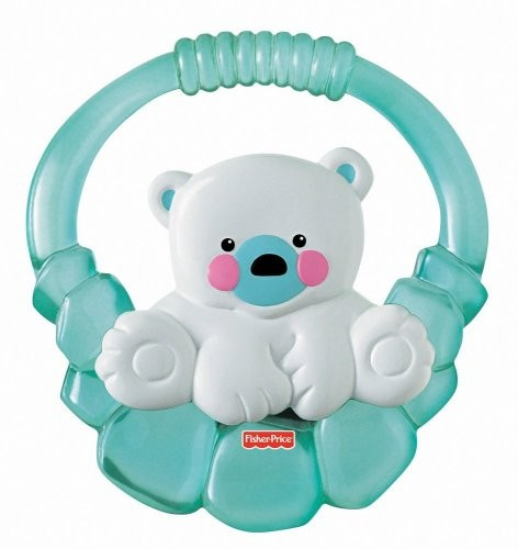 Jucarie de dentitie ursulet Fisher Price