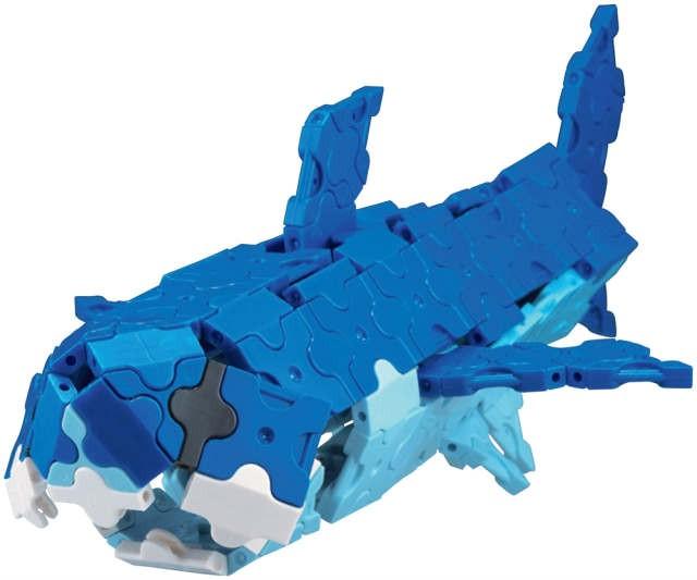 Jucarie LaQ mini kit rechin