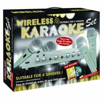 Karaoke Wireless - DP Specials BV