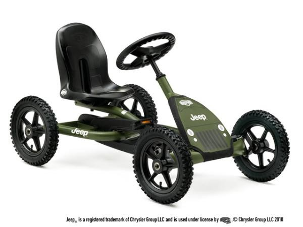 Kart BERG Jeep Junior