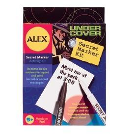 Kit de spionaj pentru mesaje secrete