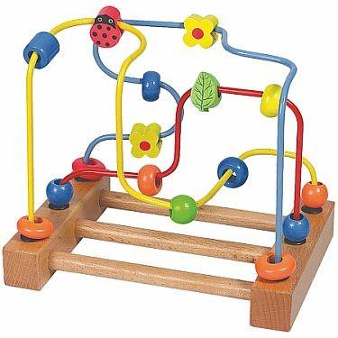 Labirint mic cu forme Woody