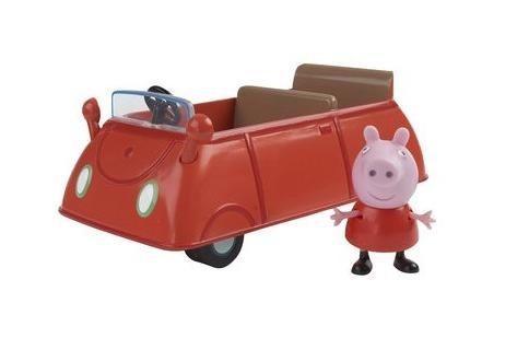 Masina lui Peppa Pig