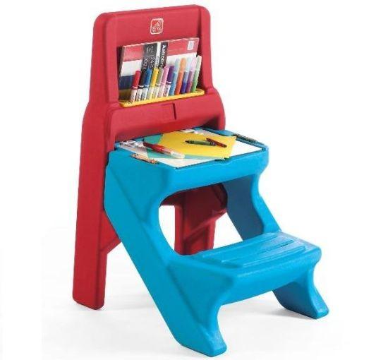 Masuta Art Easel Desk - STEP2