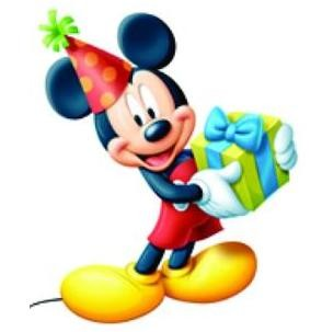 Mickey Celebration - Bullyland