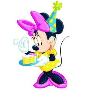 Minnie Celebration - Bullyland