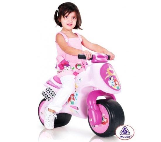 Motocicleta fara pedale Injusa Princess