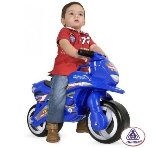 Motocicleta fara pedale Injusa Thundra