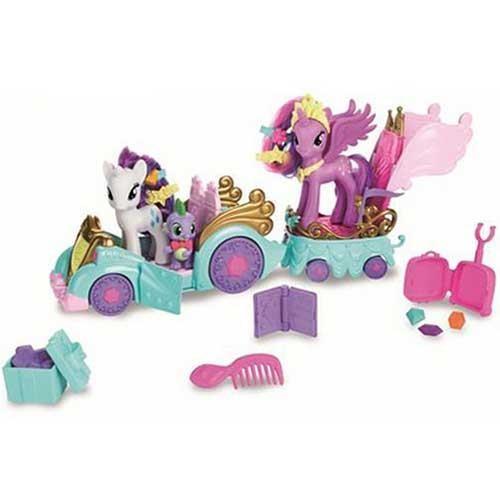My Little Pony Princess Celebration Cars