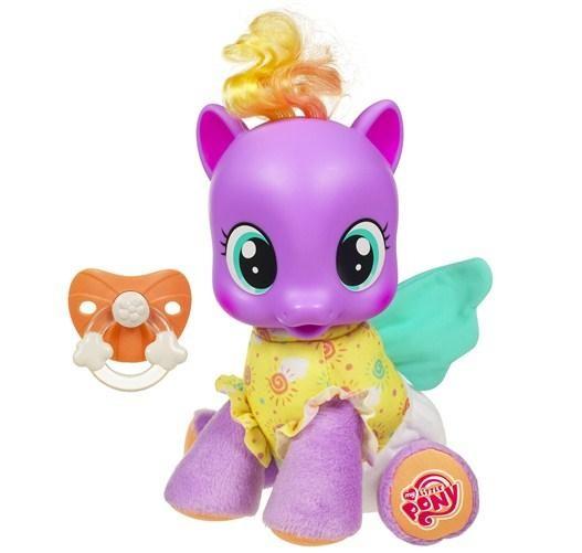 My Little Pony So Soft Sunny Daze