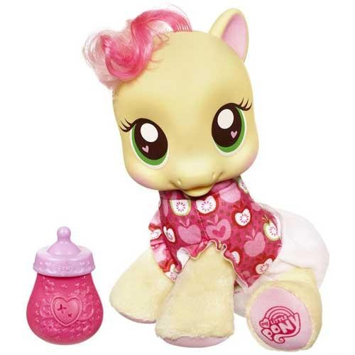 My Little Pony So Soft Apple Sprout