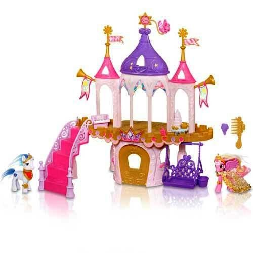 My Little Pony Wedding Castle
