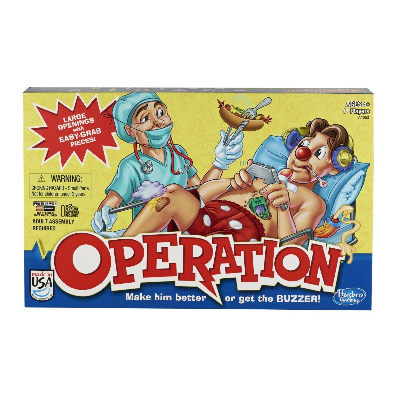 Operation Game - Hasbro